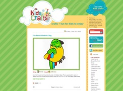 Kids' Craft Blog