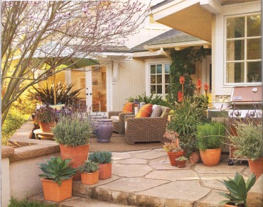 A Great Place to Gather from Better Homes and Garden magazine