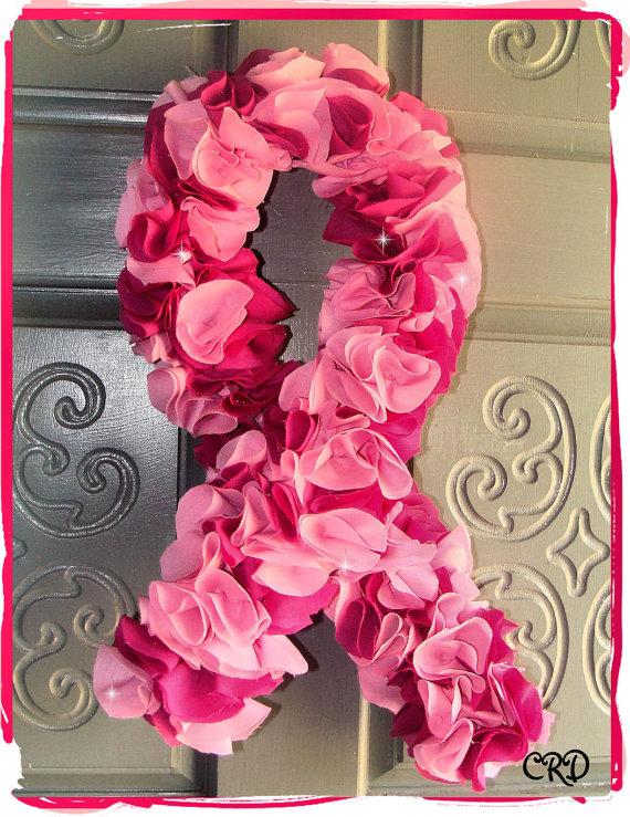 pink ribbon craft ideas breast cancer awareness paint me plaid 5172